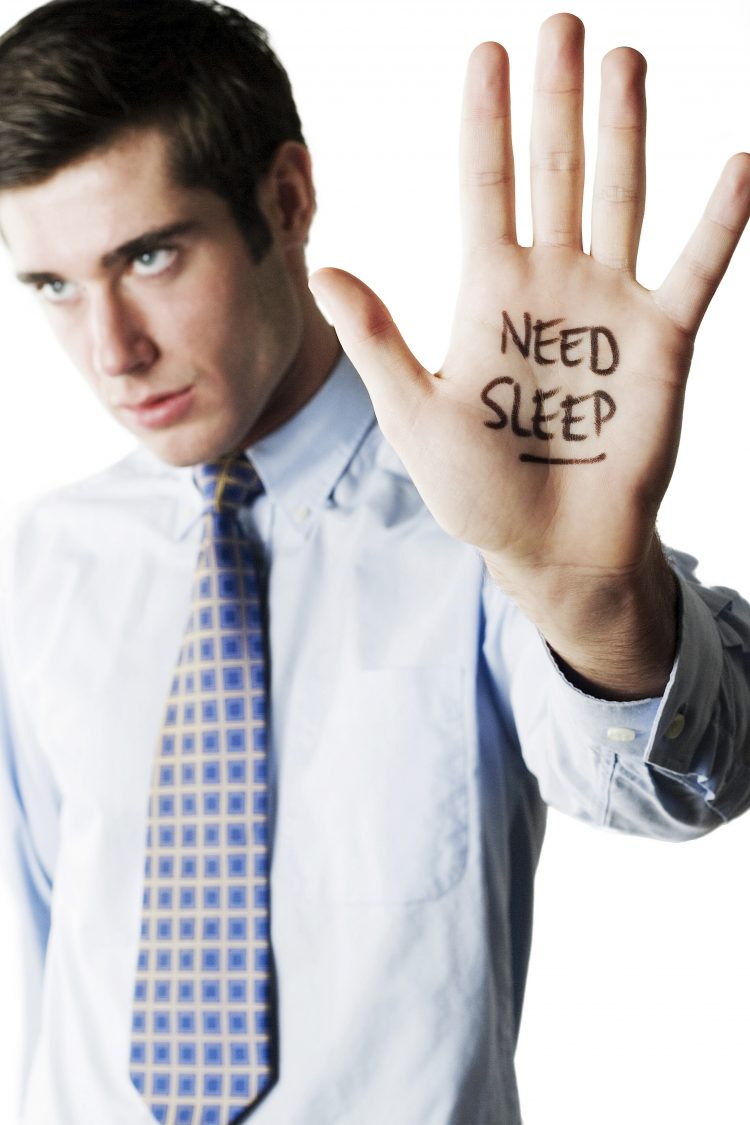 What kind of sleep problem do you have?